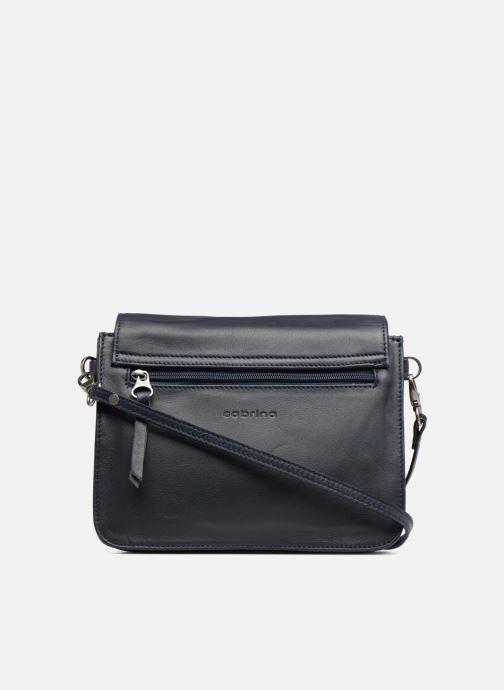 Mini Bags Sabrina Christelle blau ansicht von vorne