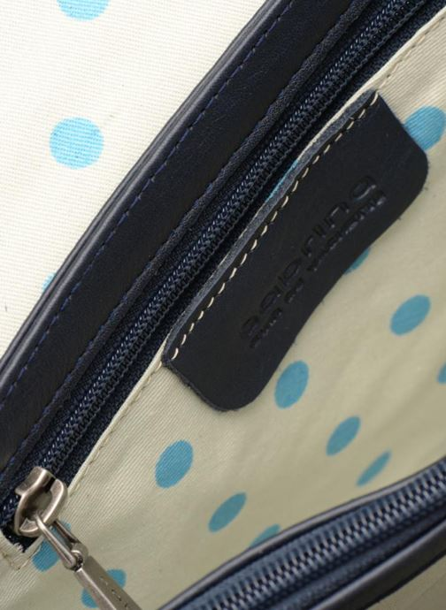 Mini Bags Sabrina Christelle blau ansicht von hinten