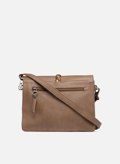Handtaschen Sabrina Flavie braun ansicht von vorne
