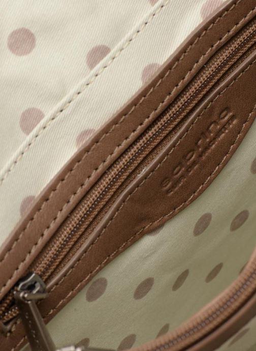 Handtaschen Sabrina Flavie braun ansicht von hinten