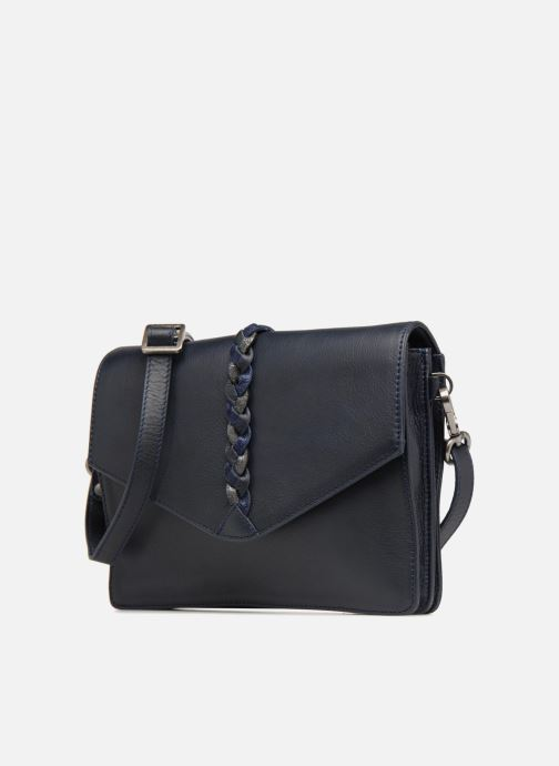 Handbags Sabrina Flavie Blue model view