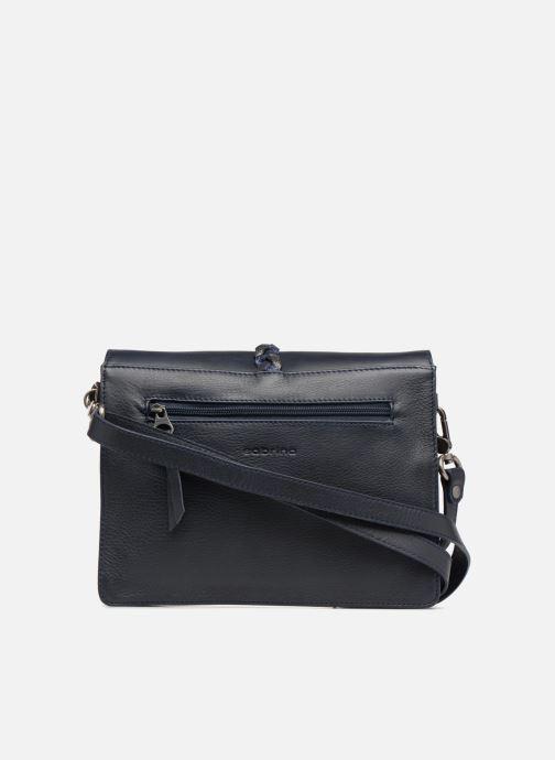 Handbags Sabrina Flavie Blue front view