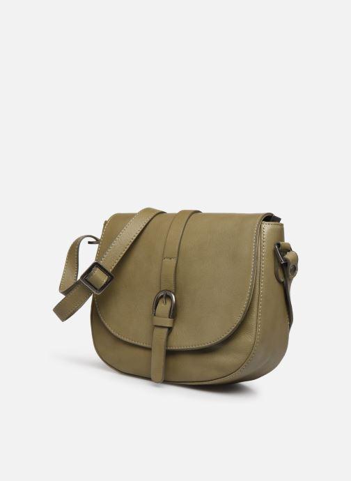Handtaschen Sabrina Flavie grün schuhe getragen