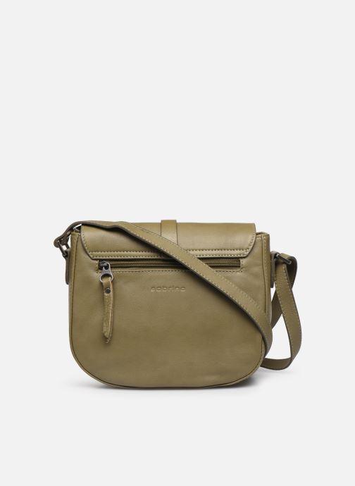 Handtaschen Sabrina Flavie grün ansicht von vorne