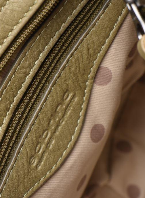 Handtaschen Sabrina Flavie grün ansicht von hinten