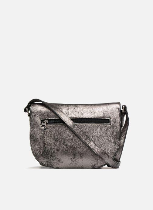 Handtaschen Sabrina Flora collector grau ansicht von vorne