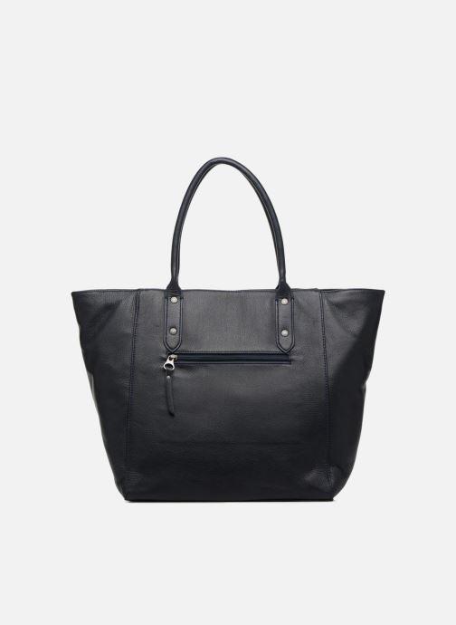 Handtaschen Sabrina Octavie blau ansicht von vorne