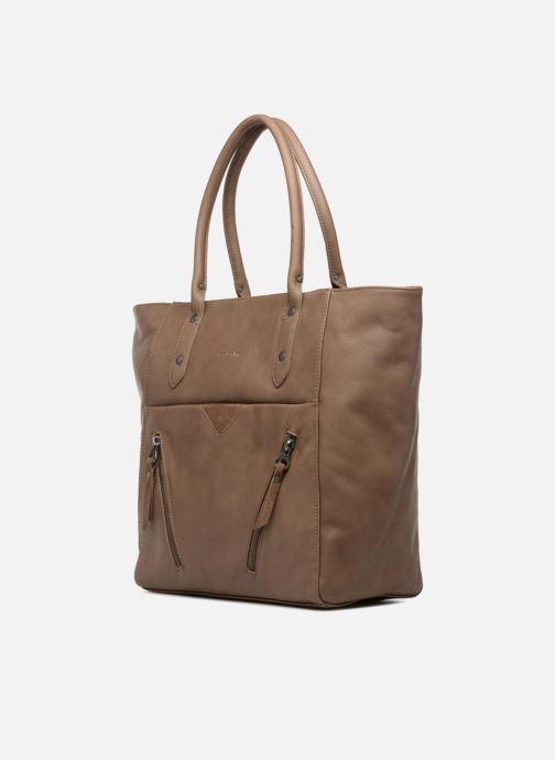 Handtassen Sabrina Ondine Bruin model