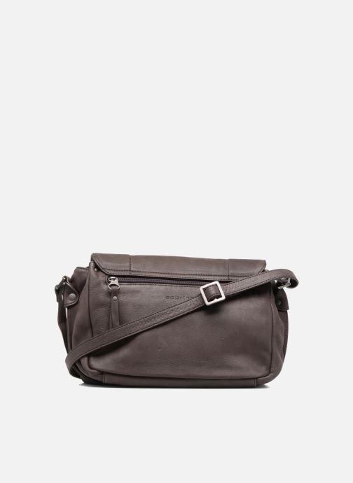 Handbags Sabrina Valérie Grey front view