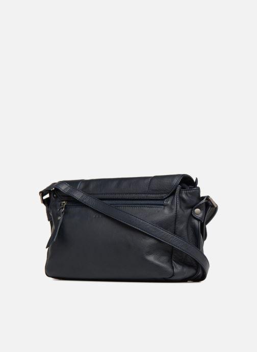 Handtaschen Sabrina Valérie blau ansicht von rechts