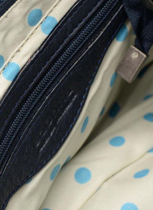 Handtaschen Sabrina Valérie blau ansicht von hinten