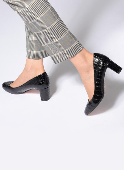 Pumps Dune London Addena Zwart onder