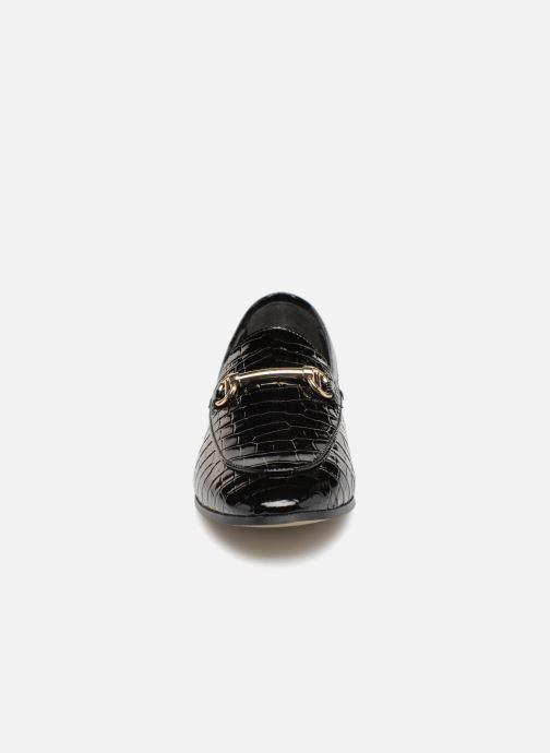 Mocassins Dune London Guilt Noir vue portées chaussures