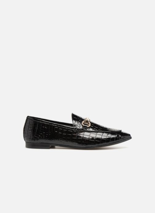 Mocasines Dune London Guilt Negro vistra trasera
