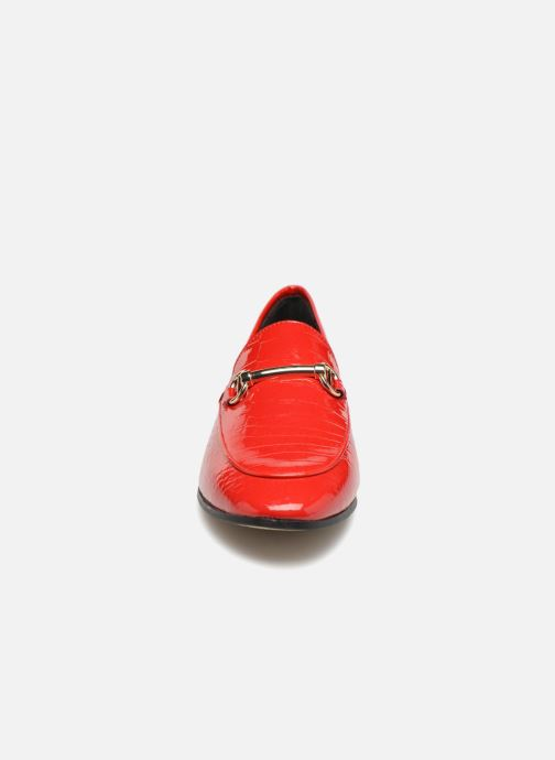 Loafers Dune London Guilt Red model view