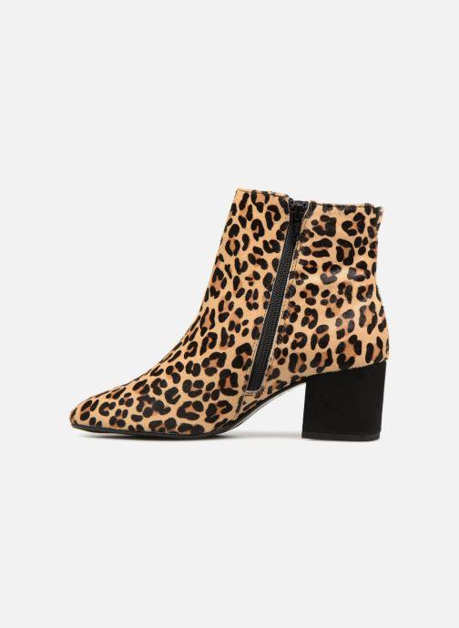 Bottines et boots Dune London Olyvea Multicolore vue face