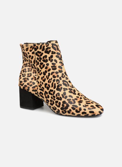 Bottines et boots Dune London Olyvea Multicolore vue détail/paire