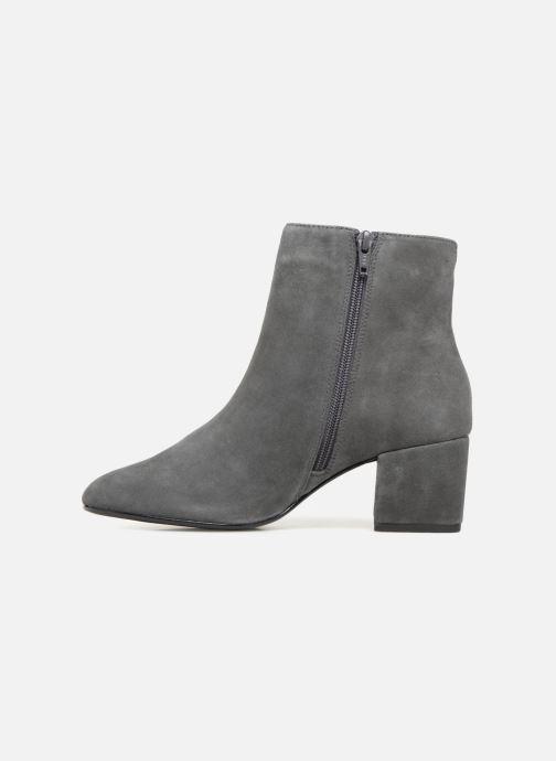 Bottines et boots Dune London Olyvea Gris vue face