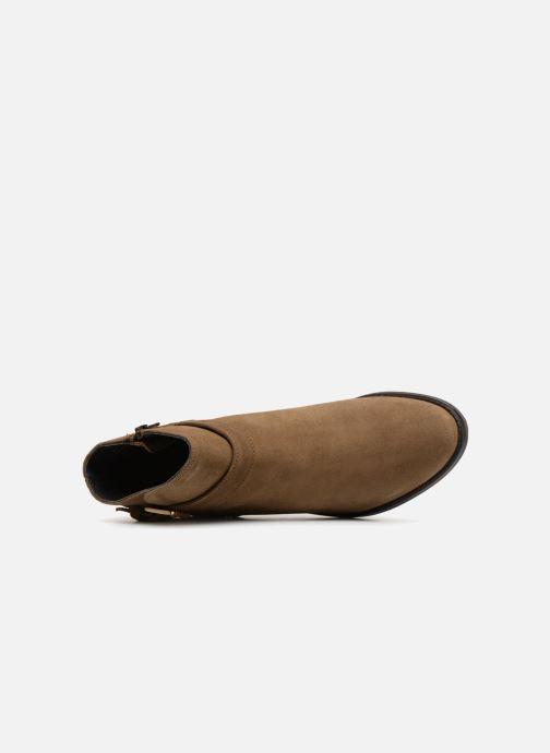 Bottines et boots Dune London Pheobie Marron vue gauche
