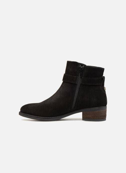 Boots en enkellaarsjes Dune London Pheobie Zwart voorkant