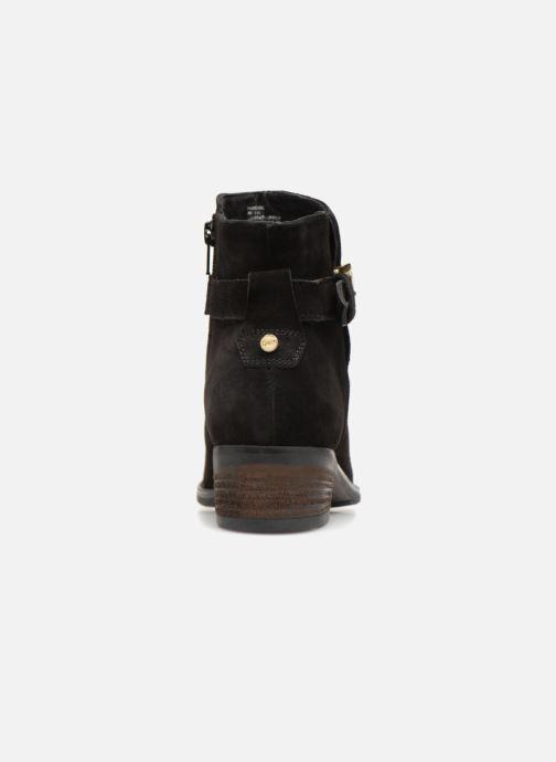Boots en enkellaarsjes Dune London Pheobie Zwart rechts