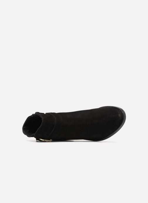 Boots en enkellaarsjes Dune London Pheobie Zwart links