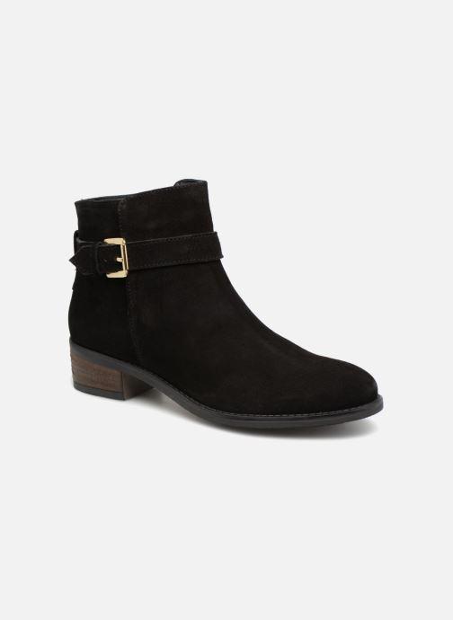Boots en enkellaarsjes Dune London Pheobie Zwart detail