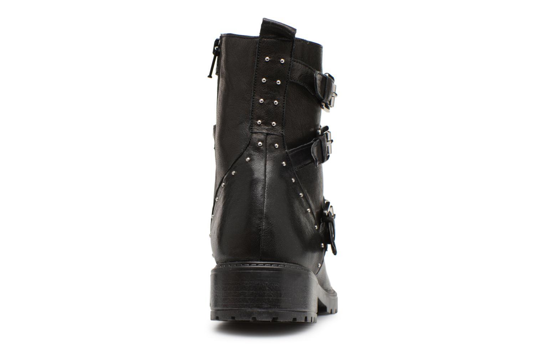 Risky London Black Black Dune Dune Leather London Leather Risky Y7gyvbf6