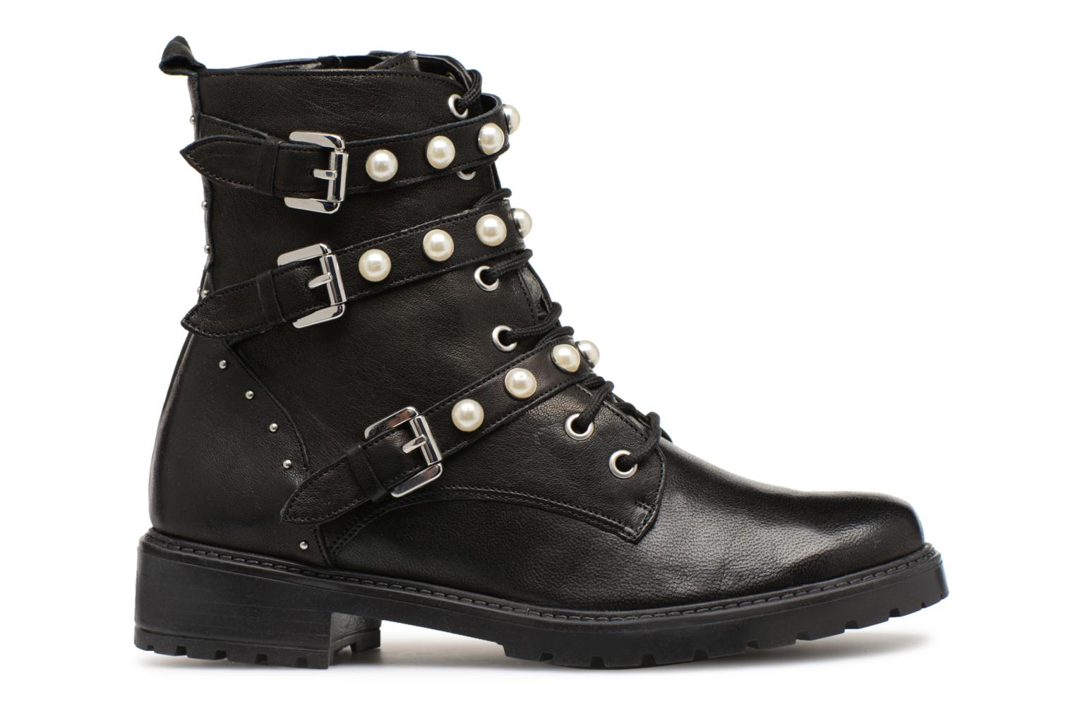 Risky London Black Black Dune Dune Leather London Leather Risky Y7gyvbf6