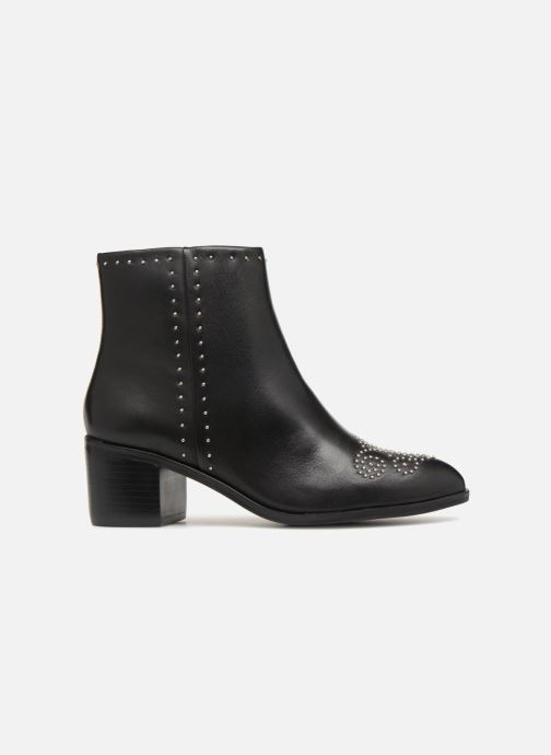 Bottines et boots Dune London Queenies Noir vue derrière