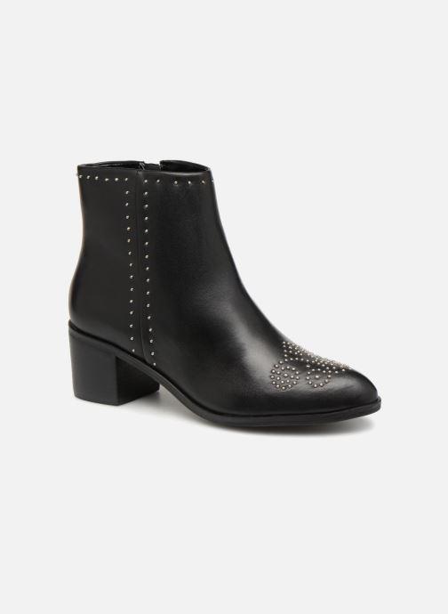 6bae19e9625 Dune London Queenies (Zwart) - Boots en enkellaarsjes chez Sarenza ...
