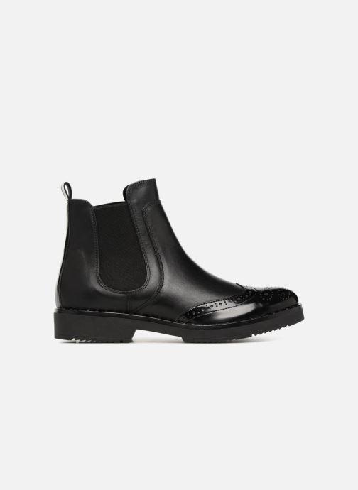 Bottines et boots Dune London Quark Noir vue derrière