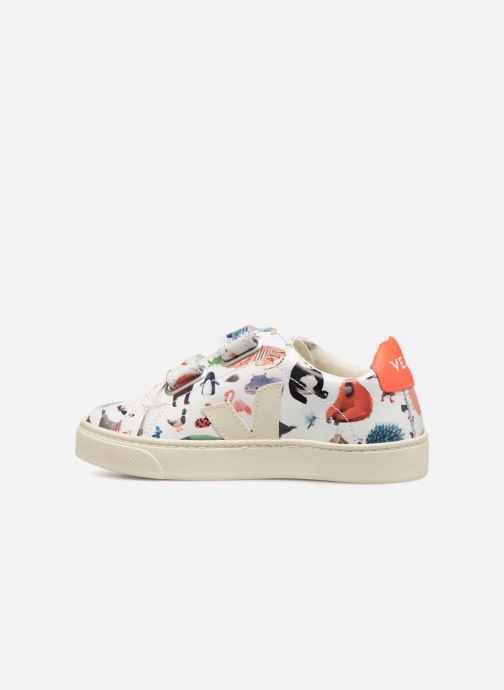 Trainers Veja Esplar Oliver Jeffers Animals Multicolor front view