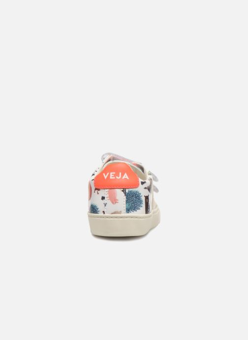 Trainers Veja Esplar Oliver Jeffers Animals Multicolor view from the right