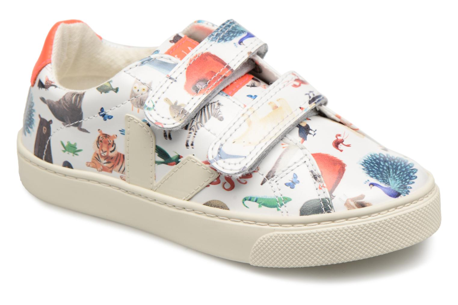 Trainers Veja Esplar Oliver Jeffers Animals Multicolor detailed view/ Pair view