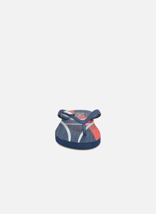 Infradito PSG Jason Azzurro modello indossato