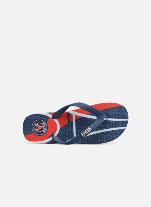 Flip flops PSG Jason Blue view from the left