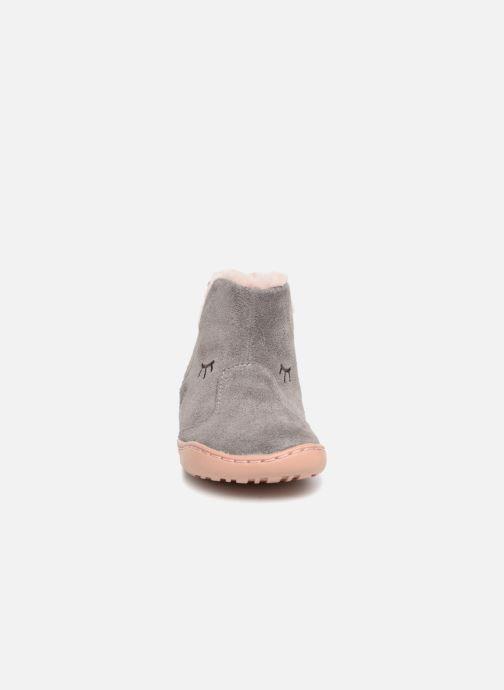 Bottines et boots Camper Peu Cami K1 Gris vue portées chaussures