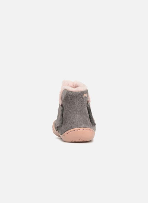 Ankle boots Camper Peu Cami K1 Grey view from the right