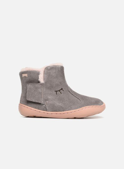 Ankle boots Camper Peu Cami K1 Grey back view
