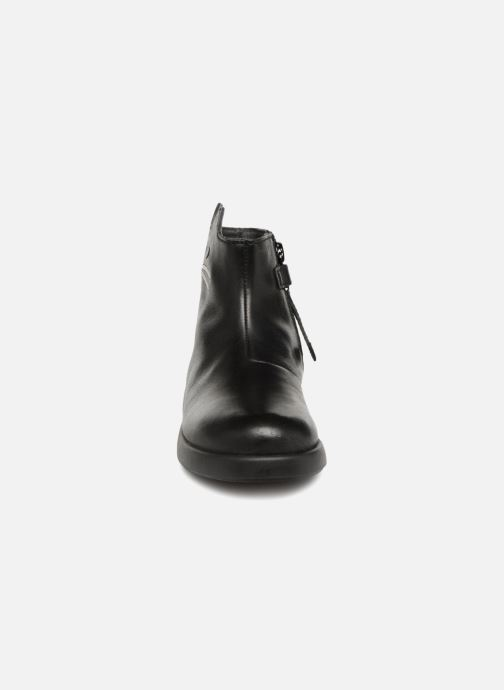 Ankle boots Camper Duet Black model view