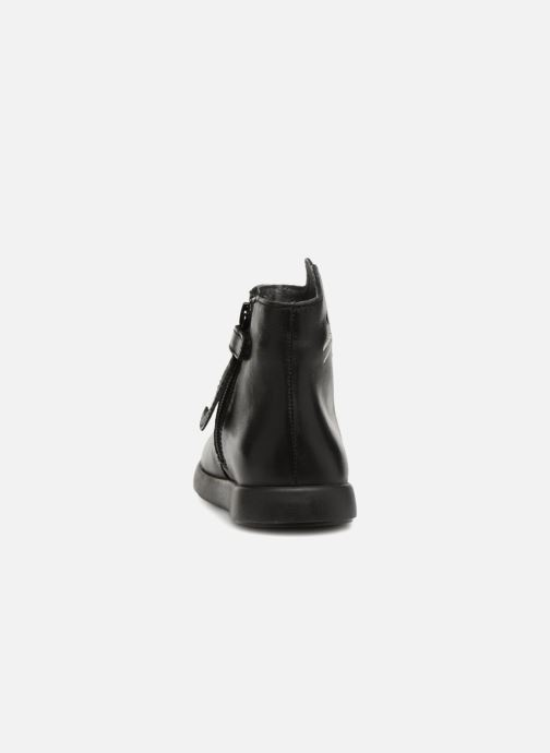 Ankle boots Camper Duet Black view from the right