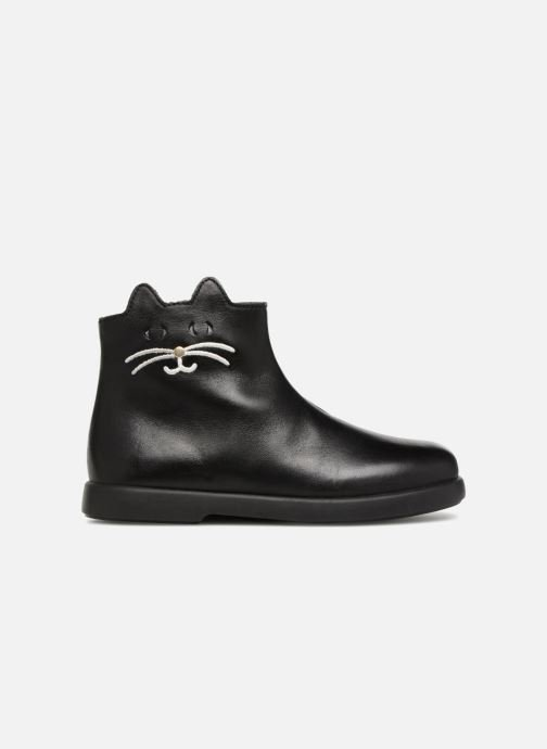 Ankle boots Camper Duet Black back view