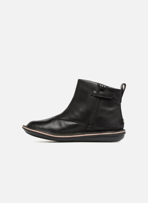 Ankle boots Camper TWS stars Black front view