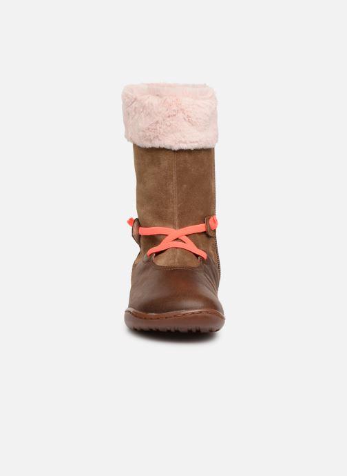 Boots & wellies Camper Peu Cami K2 Brown model view