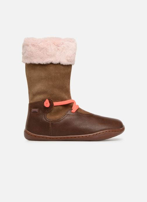 Boots & wellies Camper Peu Cami K2 Brown back view