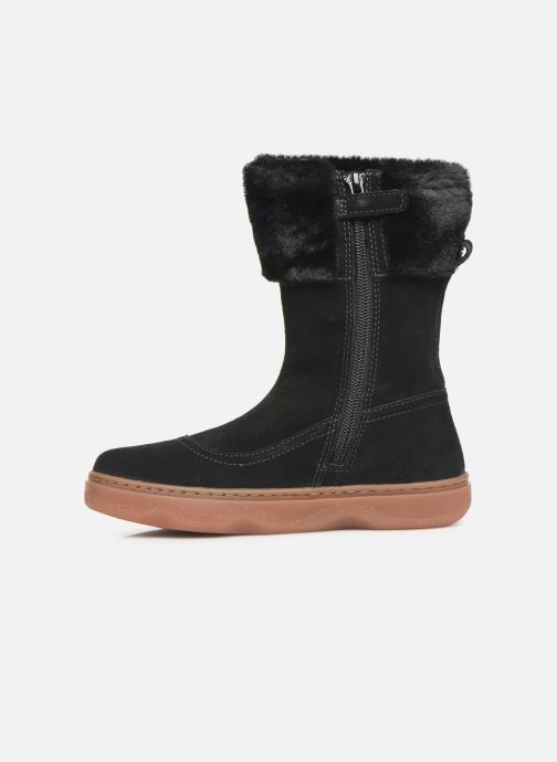 Boots & wellies Camper Kido 5 Black front view