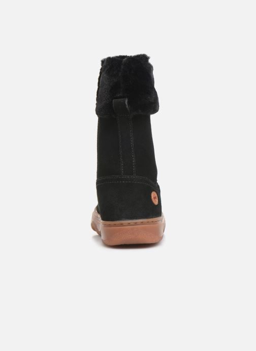 Stiefel Camper Kido 5 schwarz ansicht von rechts