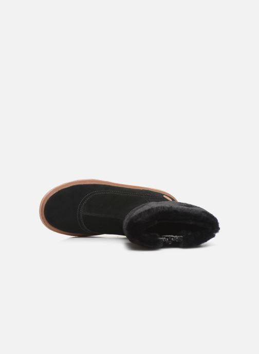 Stiefel Camper Kido 5 schwarz ansicht von links