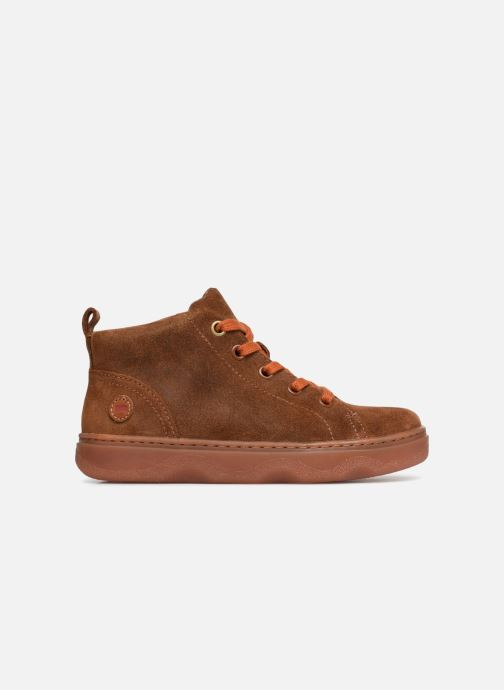 Trainers Camper Kido 4 Brown back view